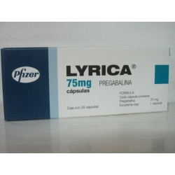 lyrica 75 mg pregabalin pfizer products