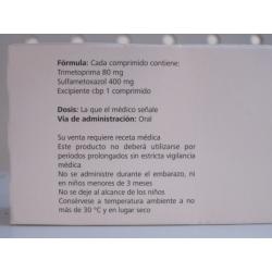 Bactrim 400 80 Mg