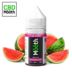 Watermelon CBD Mooth - 500mg.