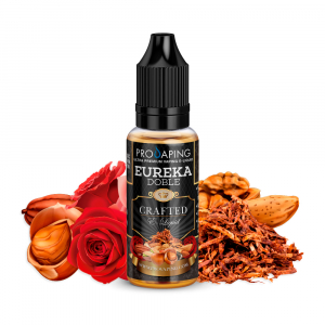 EUREKA DOUBLE Premium e-liquid